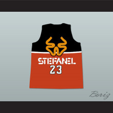 1985 Stefanel Trieste Italy Michael Jordan Basketball Jersey Any Player