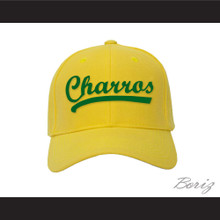 Kenny Powers Charros Yellow Baseball Hat Eastbound & Down