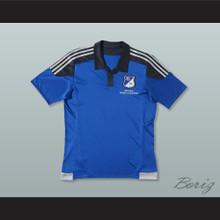 Pablo Escobar 2 Millonarios FC Colombia Football Soccer Shirt Jersey
