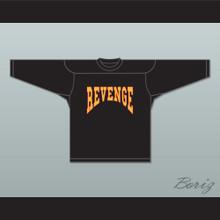 Drake Revenge Summer Sixteen Black Hockey Jersey