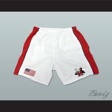 Bud Man LAX USA Basketball Shorts