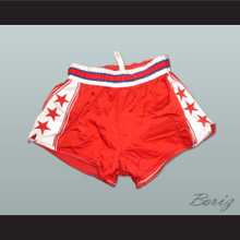 Retro Style All Star Basketball Shorts