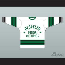 1974 Wayne Gretzky 9 Hespeler Minor Olympics Hockey Jersey