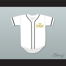Benny 'The Jet' Rodriguez 30 Baseball Jersey The Sandlot