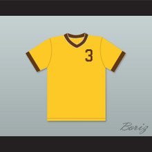 Bobby 'Bobino' Hill 3 Arlen Little League Baseball Jersey