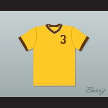 Bobby 'Bobino' Hill 3 Arlen Little League Baseball Jersey