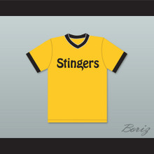 Bobby 'Bobino' Hill 3 Stingers Little League Baseball Jersey