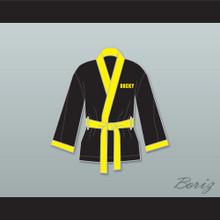 Rocky Balboa Italian Stallion Satin Half Boxing Robe