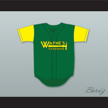 Amaury Nolasco Carlos 21 Wayne's Hardware Baseball Jersey