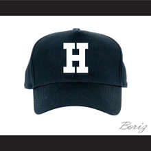 Hackensack Bulls Black Baseball Hat Brewster's Millions