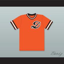 Samuel 'Rocky' Douglas 7 Dragons Baseball Jersey