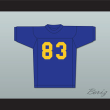 Michael Jordan 83 Laney High School  Buccaneers Football Jersey