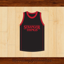 Will Byers 14 Stranger Things Basketball Jersey by Morrissey&Macallan