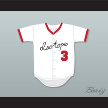 Babe Ruth IV 3 Springfield Isotopes Baseball Jersey