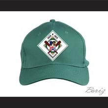 Salamanders Baseball Hat 1st Annual Rock N' Jock Diamond Derby 1990