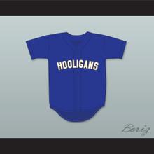 Bruno Mars 24K Hooligans Blue Baseball Jersey BET Awards