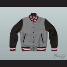 Wiz Khalifa Young, Wild and Free Varsity Letterman Jacket-Style Sweatshirt
