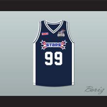 Method 'Meth' Man 99 Stars Basketball Jersey Rock N' Jock All Star Jam 2002