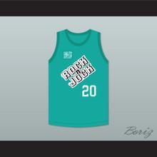 Gary Payton 20 Violators Basketball Jersey 3rd Annual Rock N' Jock B-Ball Jam 1993