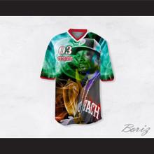 Snoop Dogg 03 Smoke Weed Everyday The Vapors Football Jersey