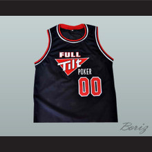 Full Tilt Poker Customized Basketball Jersey Your Name and Your Number