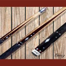 Boriz Billiards Pool Cue Stick Classic Style 012