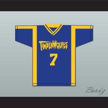 Emma Putter 7 Fernfield Timberwolves Soccer Jersey