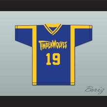Tom Stewart 19 Fernfield Timberwolves Soccer Jersey