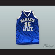 Anfernee 'Penny' Hardaway 25 Memphis State Basketball Jersey