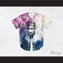 Tupac Shakur 23 Thug Life Baseball Jersey Design 1