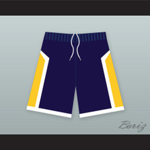 Liberty High School Dark Blue Basketball Shorts 2 Amateur