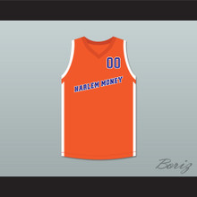 Nate Robinson Boots 00 Harlem Money Basketball Jersey Uncle Drew