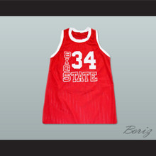 Jesus Shuttlesworth 34 Big State Basketball Jersey He Got Game