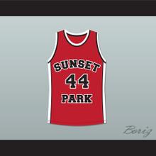 Anthony C Hall Andre 44 Sunset Park Basketball Jersey Stitch Sewn