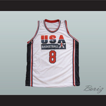 Scottie Pippen 8 USA Basketball Jersey