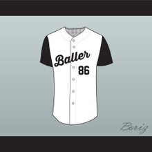 Baller Baseball Jersey Stitch Sewn Any Player or Number New