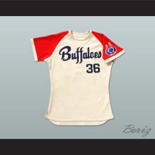 Buffaloes Yoshii 36 Japan Baseball Jersey Any Name or Number New