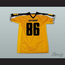 Gotham Rogues Hines Ward 86 Football Jersey