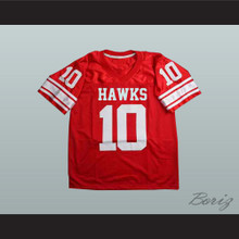 Brett Favre 10 Hancock Hawks High School Football Jersey