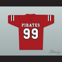 J.J. Watt 99 Pewaukee Pirates High School Football Jersey Stitch Sewn