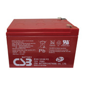 CSB EVH 12150 F2 Battery - 12 Volt 15.0 Amp Hour