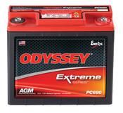 Odyssey PC680 Battery - M6 SS Bolts