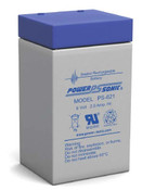 Power-Sonic PS-621 Battery