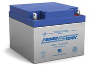 PS-12260NB Power-Sonic 12V 26AH