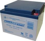 PS-12260F Power-Sonic 12V 26AH