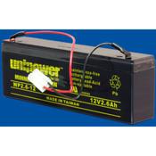 SSCOR Inc 80637 Battery