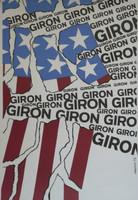 """Reboiro (Antonio Fernández Reboiro) """"Giron,"""" 1972. Two sided print. 27.5 x 19 inches."""