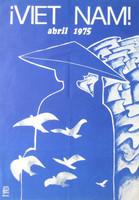 """Rostgaard (Alfrédo Gonzalez Rostgaard) (OSPAAAL)  """"Vietnam,"""" 1975. Offset, 27.5  x 19 inches."""
