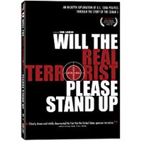 Saul Landau, Will the Real Terrorist Please Stand Up (DVD)