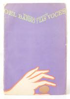 "Jacques Brouté (Cover) ""Del barrio y las voces,""  1968"